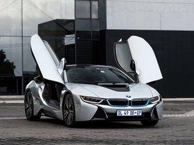 Ver foto 57 de BMW i8 Coupe 2014