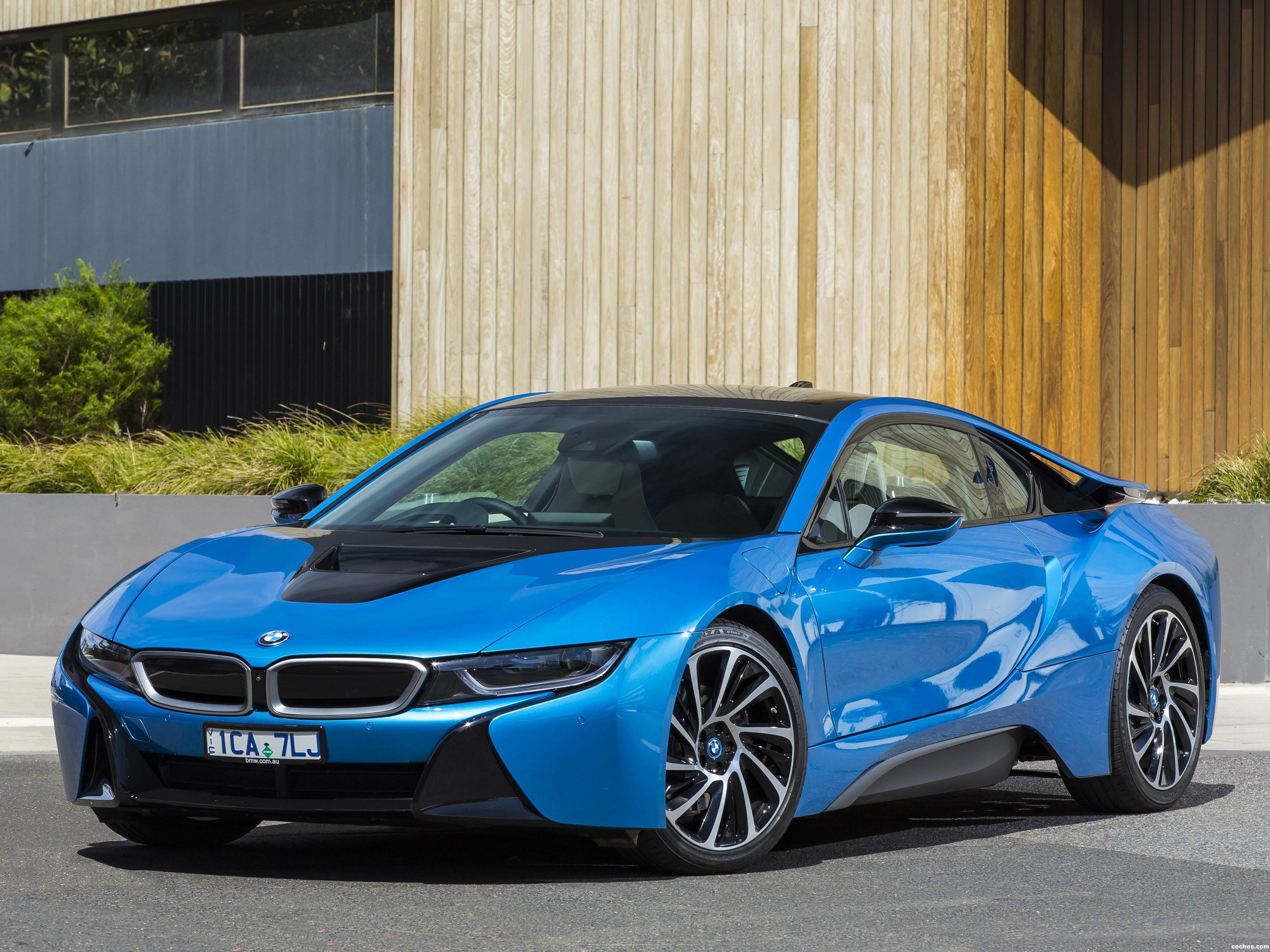 Foto 0 de BMW i8 Australia 2014