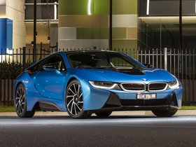 Ver foto 13 de BMW i8 Australia 2014