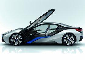 Ver foto 4 de BMW i8 Concept 2011