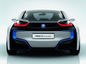 Ver foto 2 de BMW i8 Concept 2011