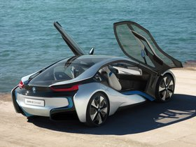 Ver foto 29 de BMW i8 Concept 2011