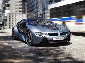 Ver foto 26 de BMW i8 Concept 2011