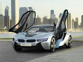 Ver foto 22 de BMW i8 Concept 2011