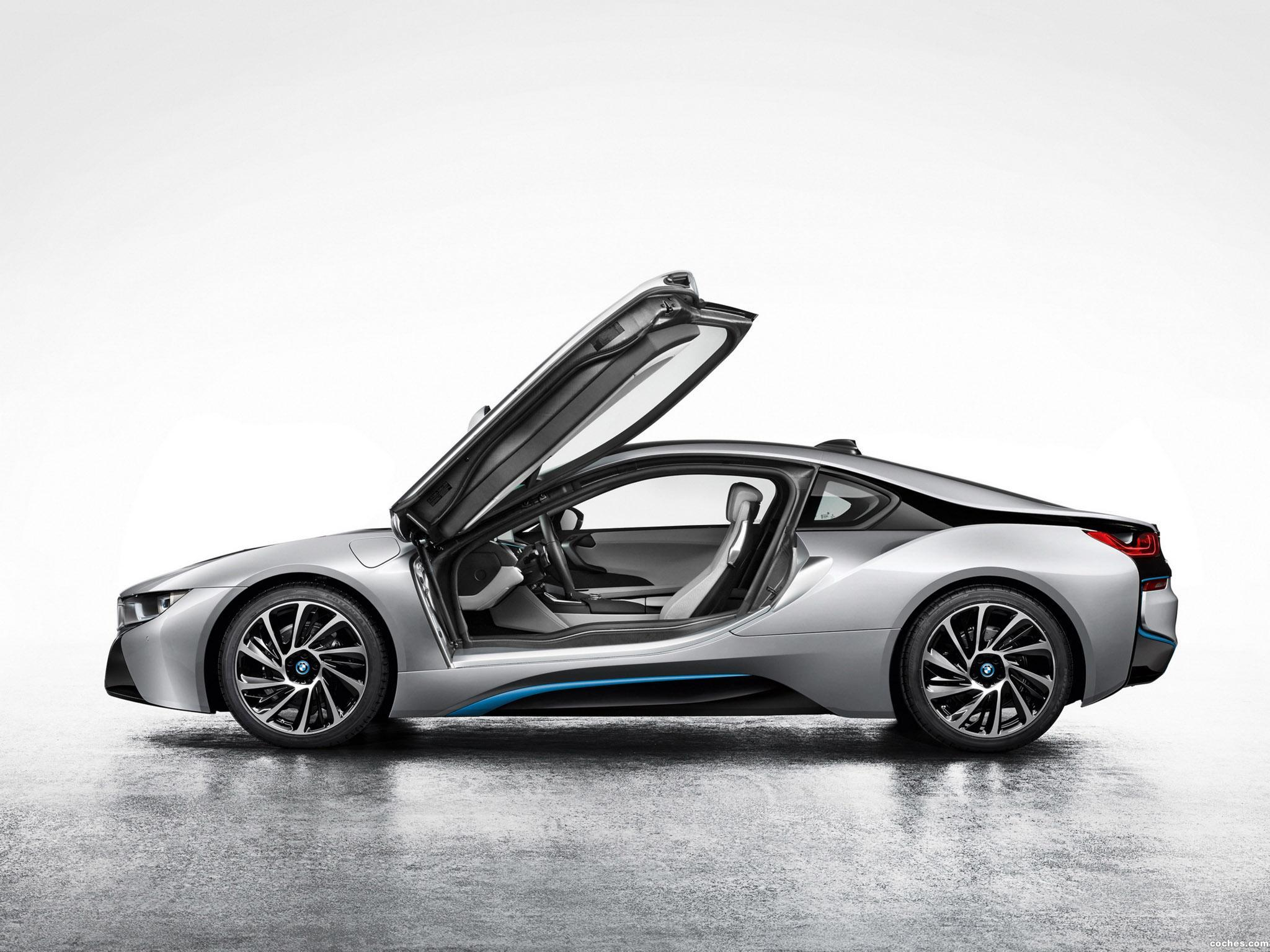 Foto 0 de BMW i8 Coupe 2014