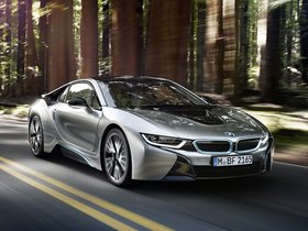 Ver foto 20 de BMW i8 Coupe 2014