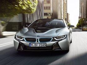 Ver foto 3 de BMW i8 Coupe 2014