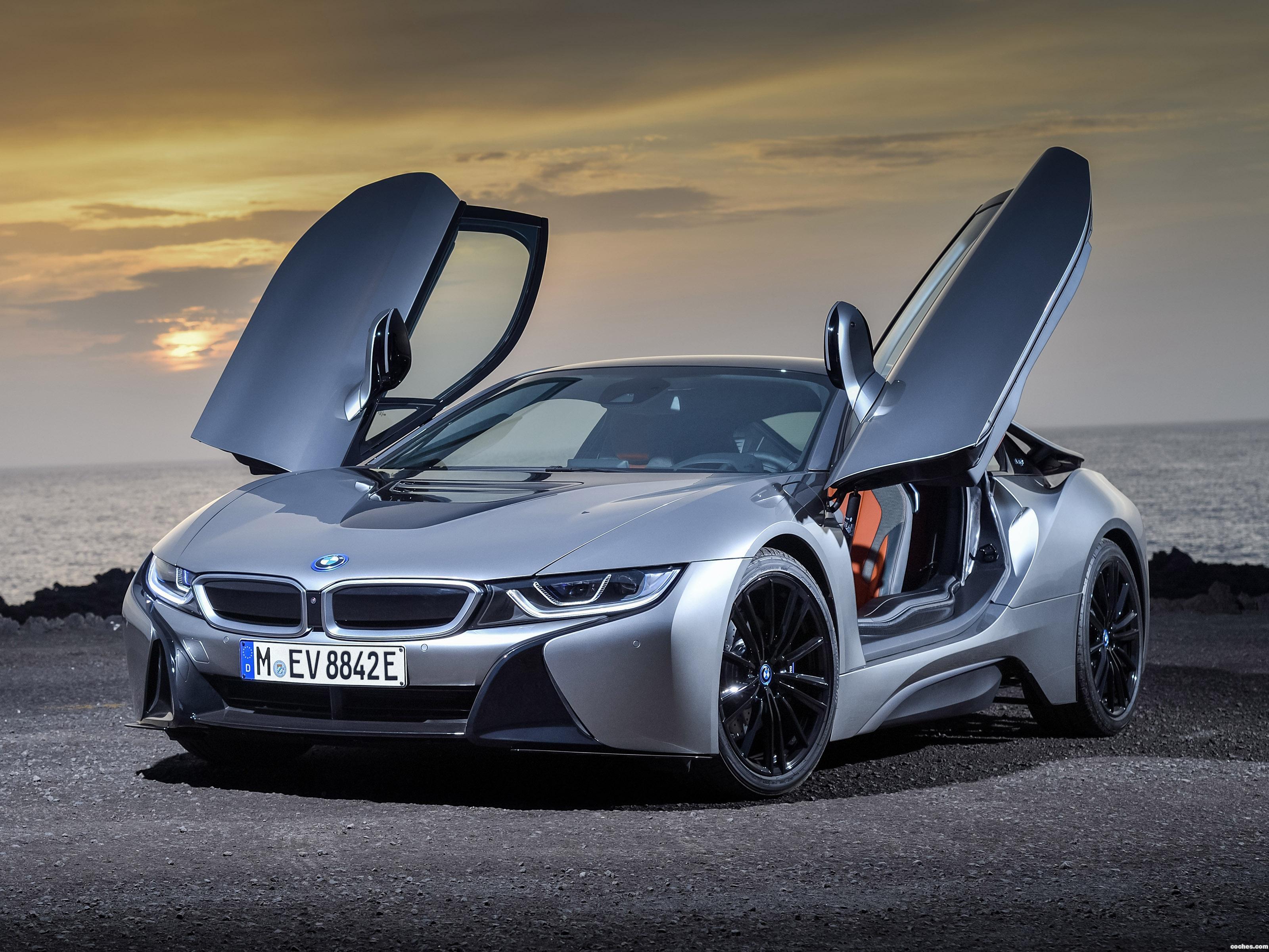 Foto 0 de BMW i8 Coupe I12 2018