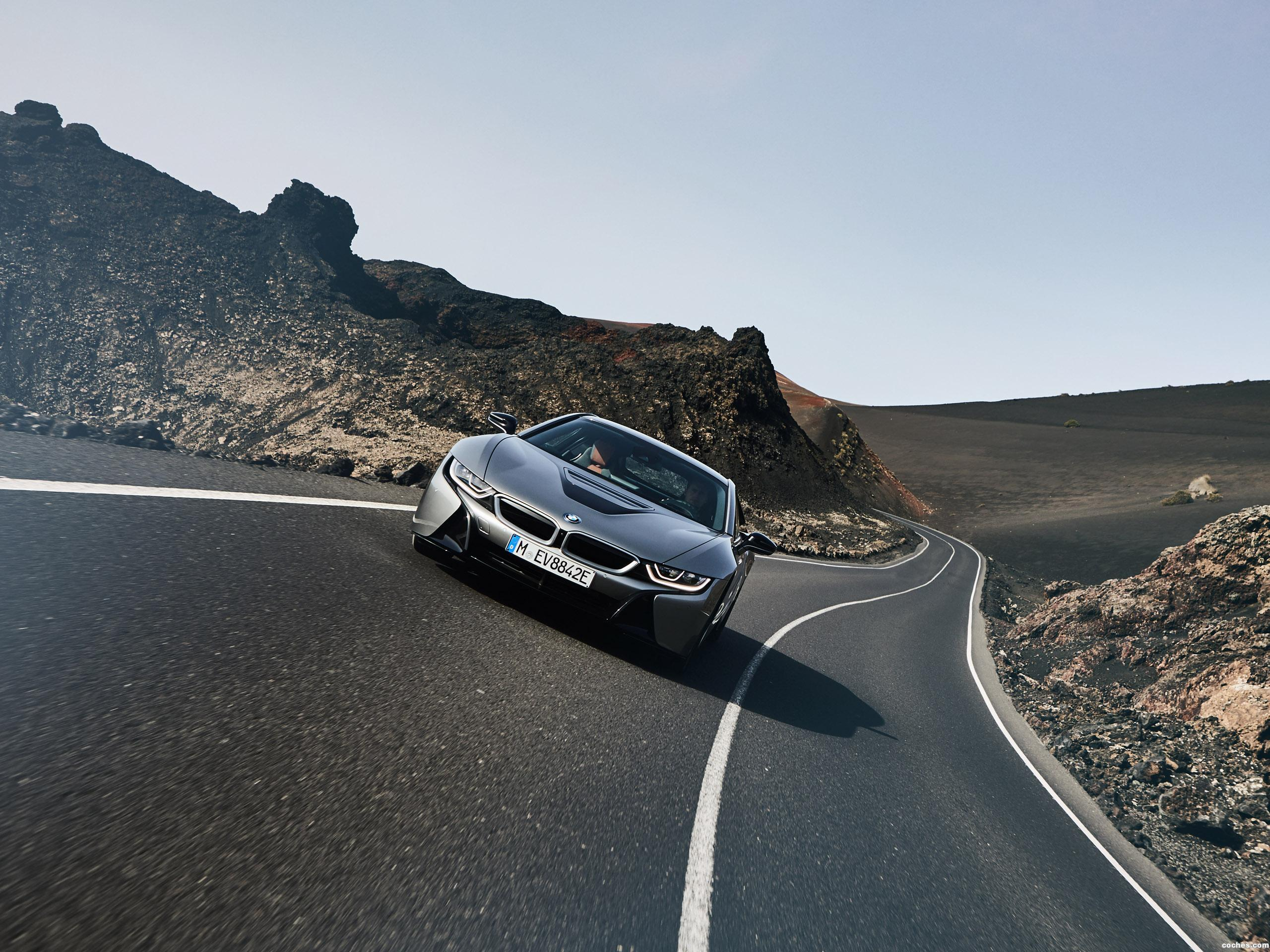 Foto 5 de BMW i8 Coupe I12 2018
