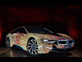 Ver foto 2 de BMW i8 Futurism Edition 2016