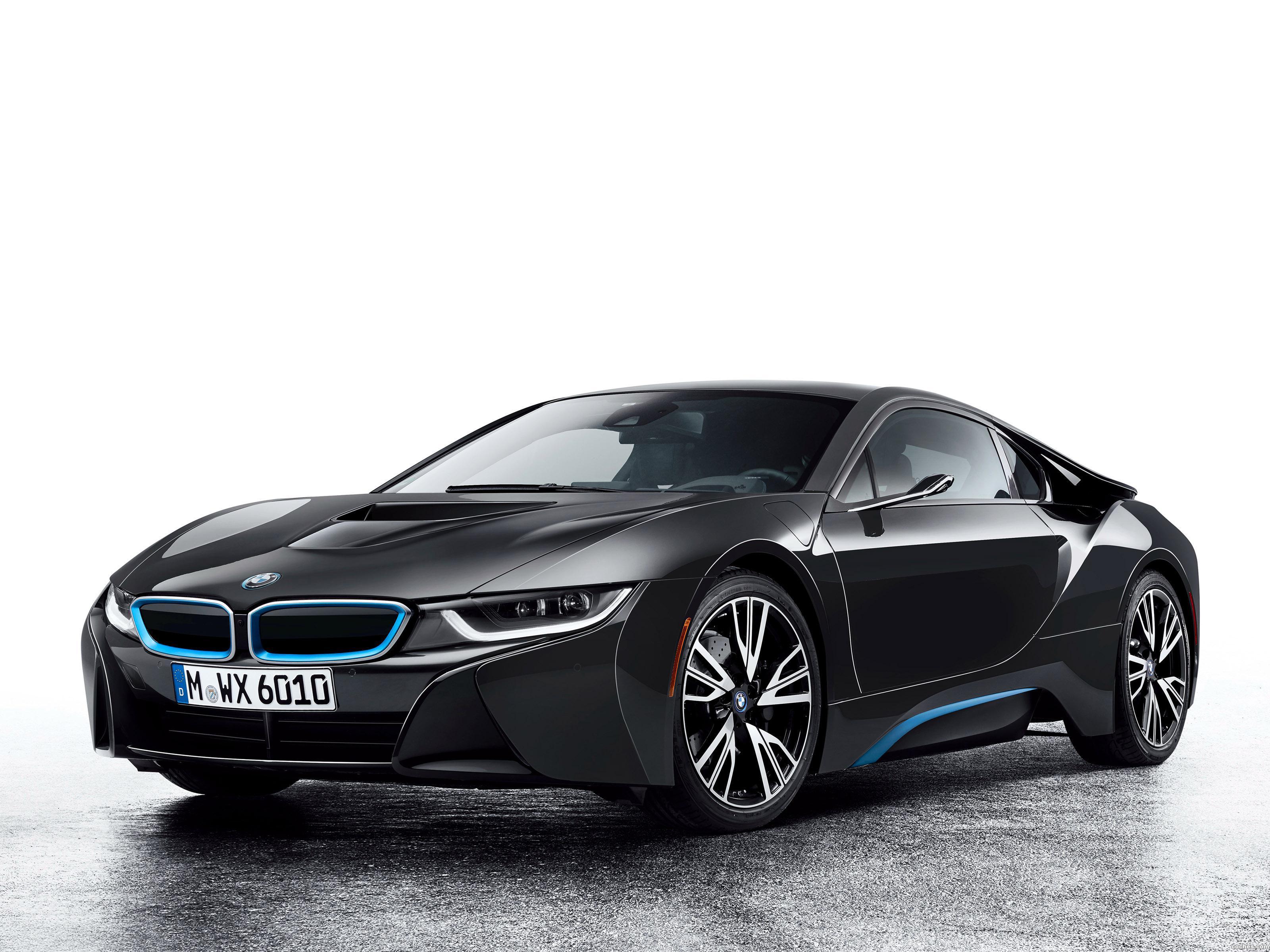 Foto 0 de BMW i8 Mirrorless Concept I12 2016