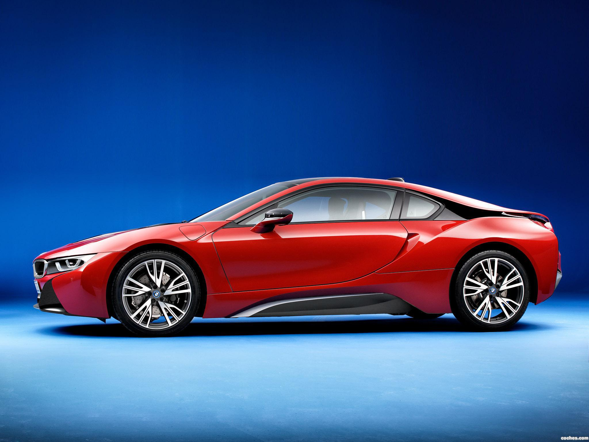 Foto 2 de BMW i8 Protonic Red Edition 2016