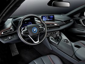Ver foto 6 de BMW i8 Protonic Red Edition 2016