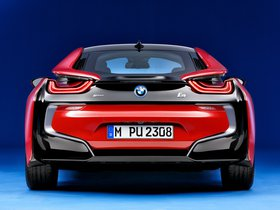 Ver foto 4 de BMW i8 Protonic Red Edition 2016