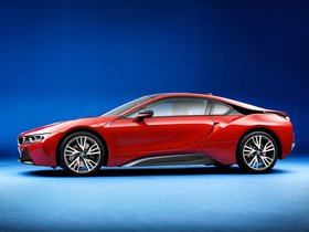 Ver foto 3 de BMW i8 Protonic Red Edition 2016
