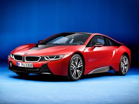Ver foto 2 de BMW i8 Protonic Red Edition 2016