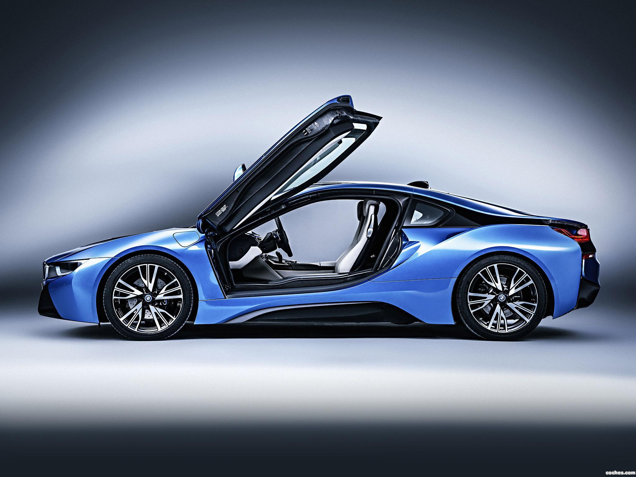 Foto 6 de BMW i8 Pure Impulse Package 2015