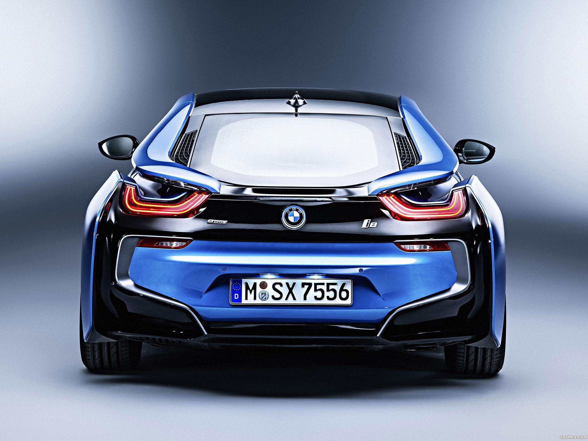 Foto 5 de BMW i8 Pure Impulse Package 2015