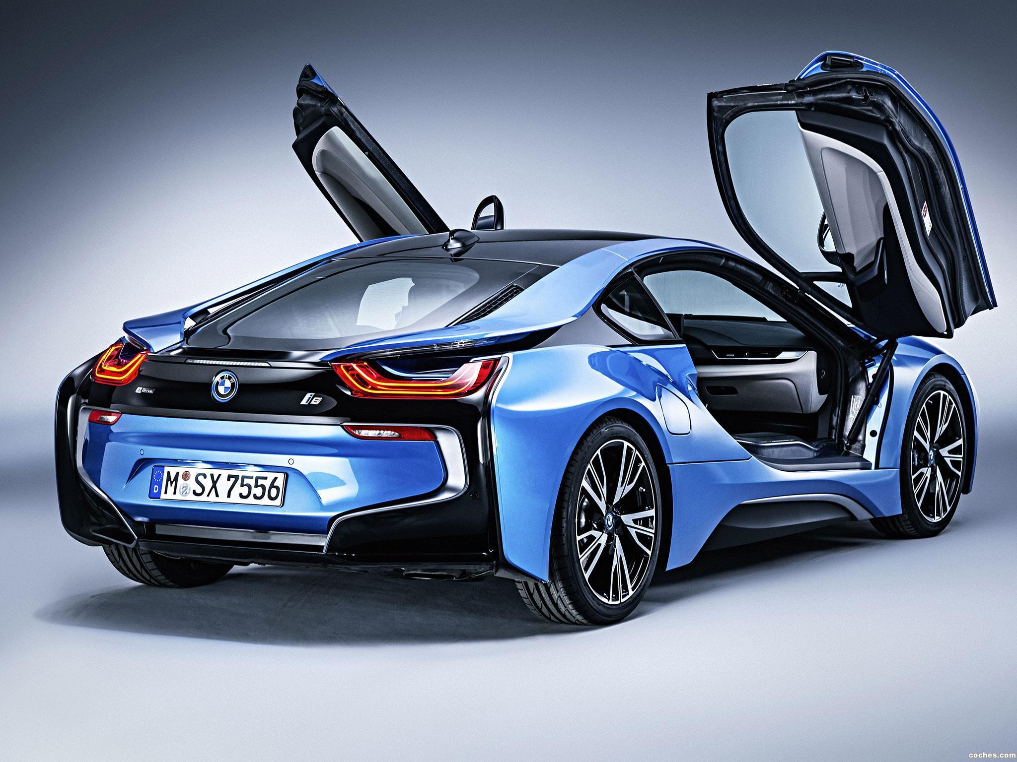 Foto 3 de BMW i8 Pure Impulse Package 2015