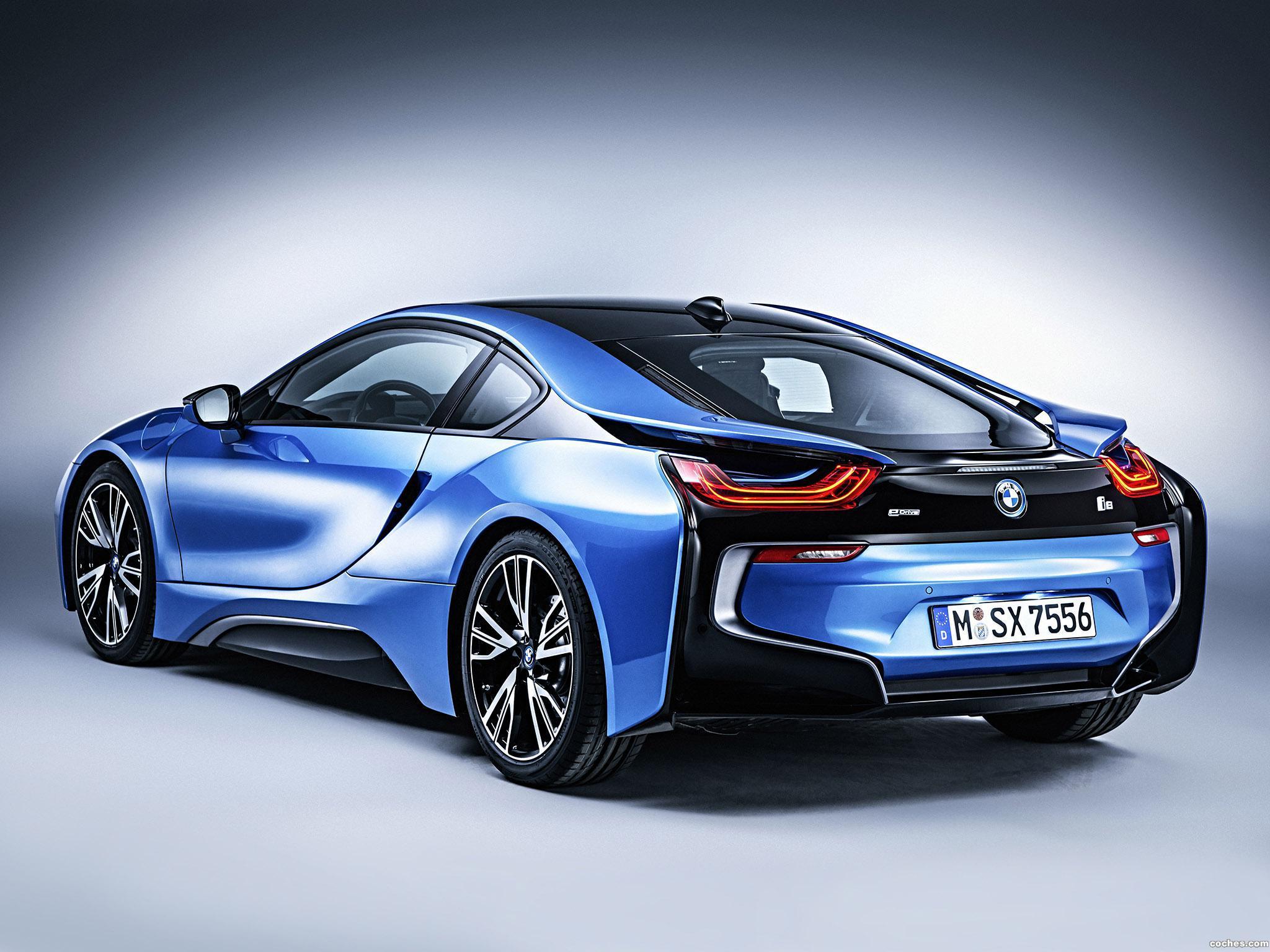 Foto 2 de BMW i8 Pure Impulse Package 2015
