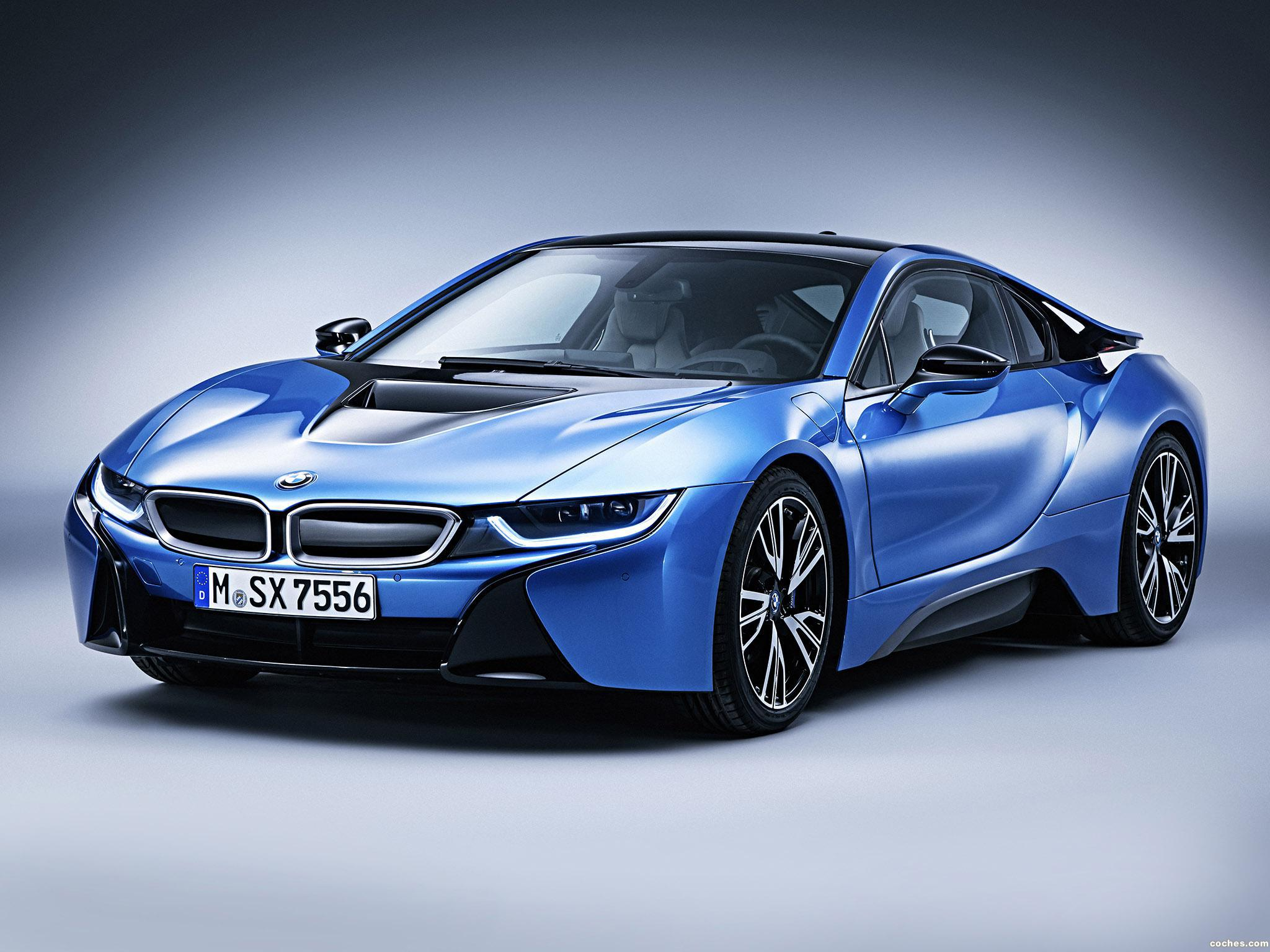Foto 1 de BMW i8 Pure Impulse Package 2015