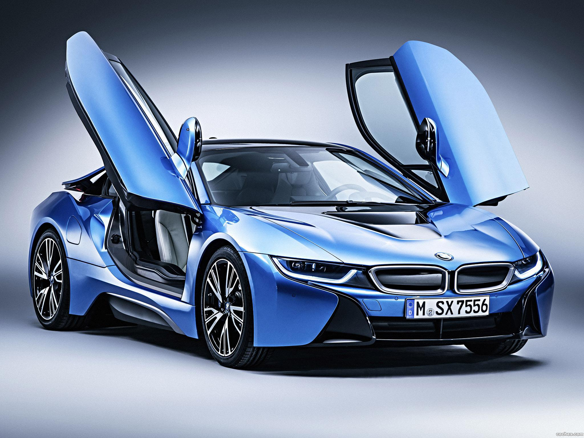 Foto 0 de BMW i8 Pure Impulse Package 2015