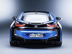 Ver foto 6 de BMW i8 Pure Impulse Package 2015