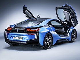 Ver foto 4 de BMW i8 Pure Impulse Package 2015
