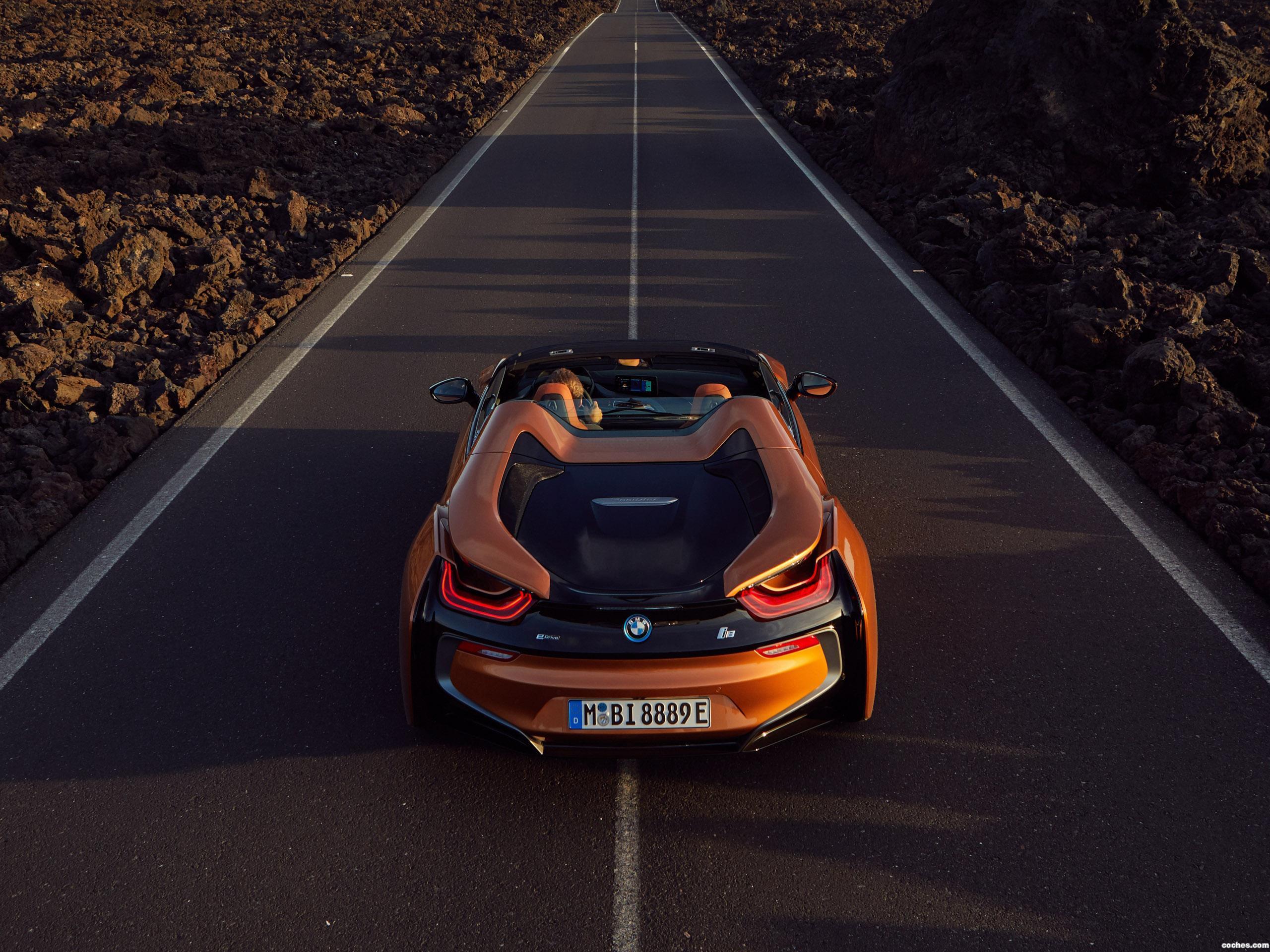 Foto 2 de BMW i8 Roadster I15 2018