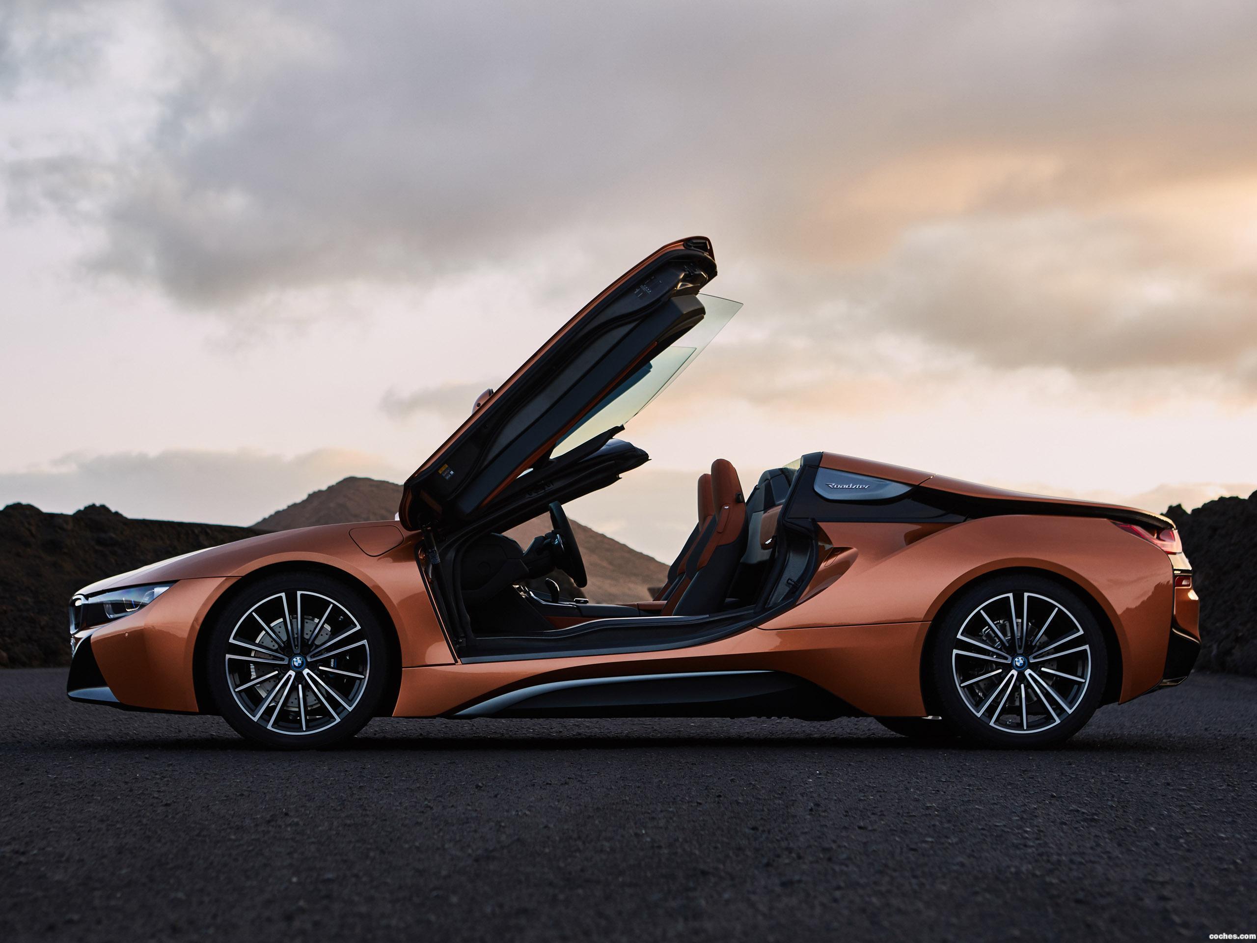 Foto 8 de BMW i8 Roadster I15 2018
