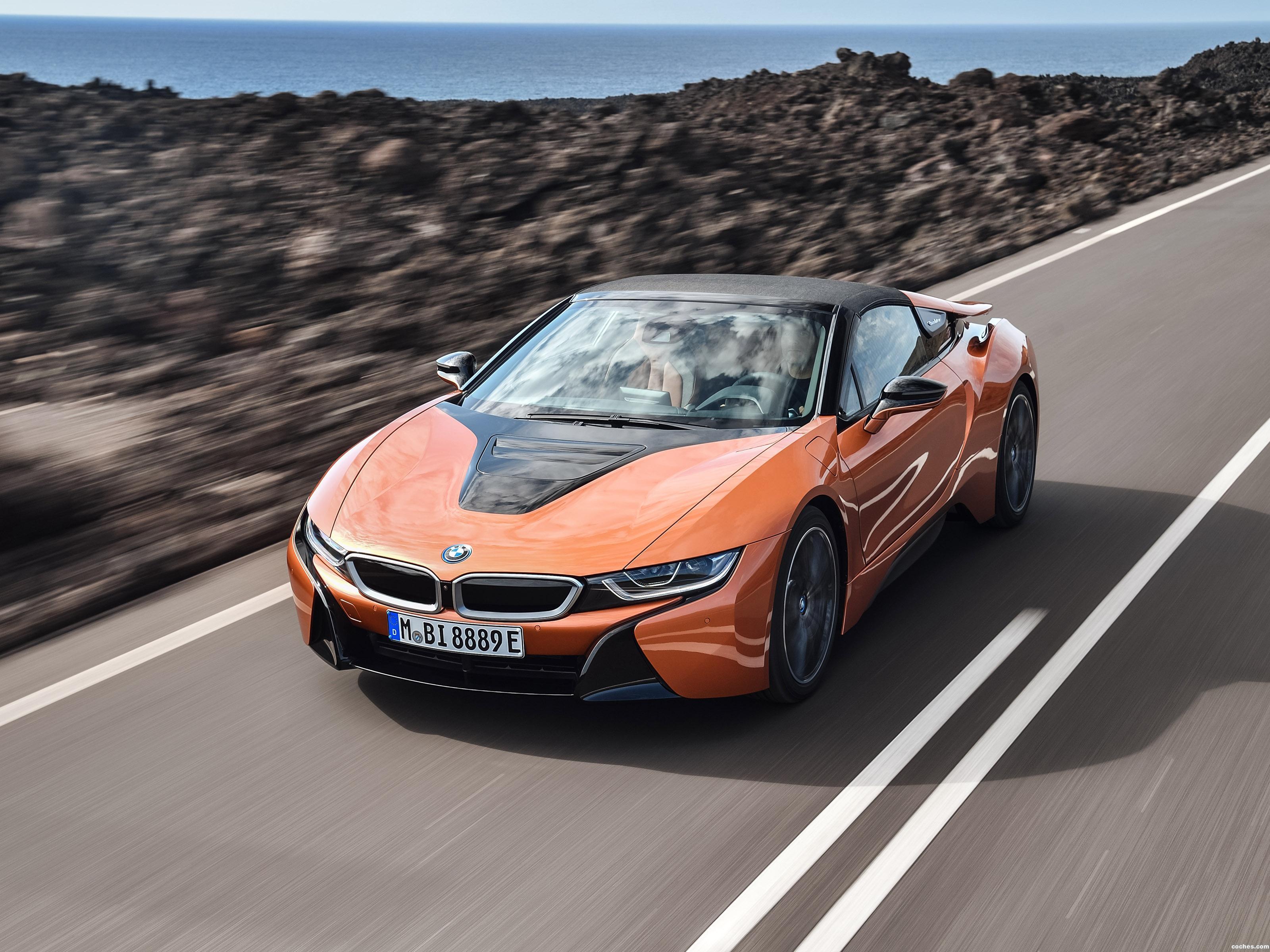 Foto 3 de BMW i8 Roadster I15 2018