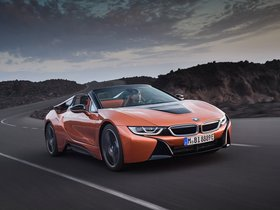 Fotos de BMW i8 Roadster I15 2018