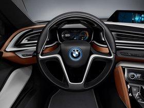 Ver foto 23 de BMW i8 Spyder Concept 2012