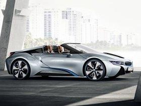 Ver foto 14 de BMW i8 Spyder Concept 2012
