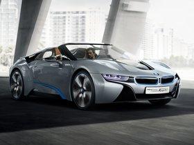 Ver foto 13 de BMW i8 Spyder Concept 2012