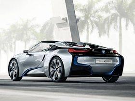 Ver foto 12 de BMW i8 Spyder Concept 2012