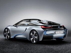 Ver foto 11 de BMW i8 Spyder Concept 2012