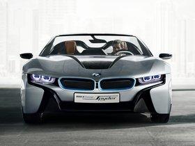 Ver foto 10 de BMW i8 Spyder Concept 2012