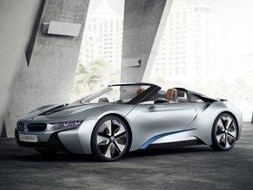 Ver foto 9 de BMW i8 Spyder Concept 2012