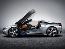 Ver foto 8 de BMW i8 Spyder Concept 2012