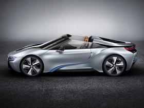Ver foto 7 de BMW i8 Spyder Concept 2012