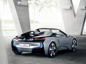 Ver foto 5 de BMW i8 Spyder Concept 2012