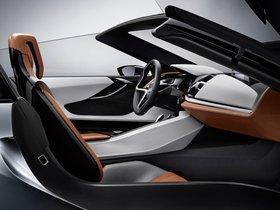 Ver foto 22 de BMW i8 Spyder Concept 2012