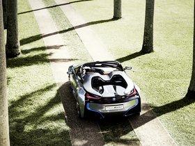 Ver foto 3 de BMW i8 Spyder Concept 2012