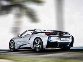 Ver foto 2 de BMW i8 Spyder Concept 2012