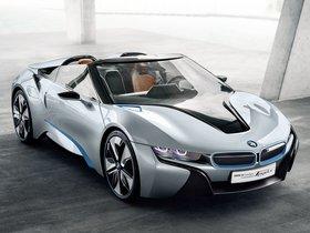 Ver foto 1 de BMW i8 Spyder Concept 2012