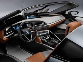 Ver foto 21 de BMW i8 Spyder Concept 2012