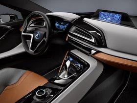 Ver foto 20 de BMW i8 Spyder Concept 2012