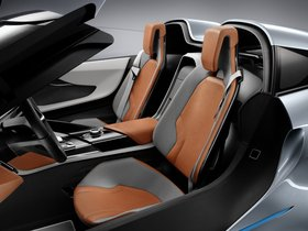 Ver foto 19 de BMW i8 Spyder Concept 2012