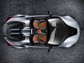 Ver foto 18 de BMW i8 Spyder Concept 2012